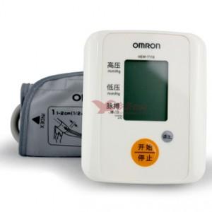 欧姆龙电子血压计HEM-7118