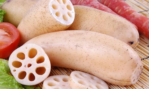什么食物可以润燥——莲藕
