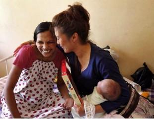 揭秘印度生意最火爆的代孕工厂