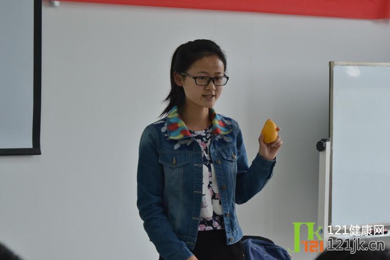 营养生活  学以致用——长三角营养师俱乐部营养师实践活动