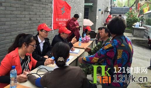 参与馒头山社区凤凰新村志愿科普活动有感