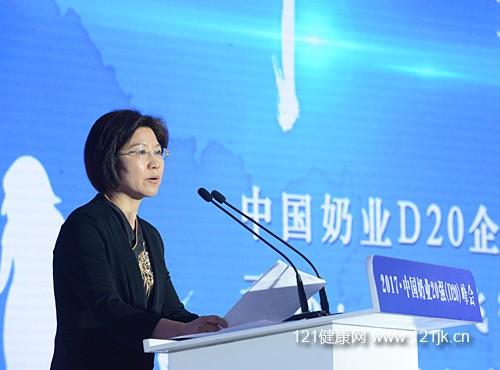 孙梅君:我国乳制品质量安全整体水平大幅度提升