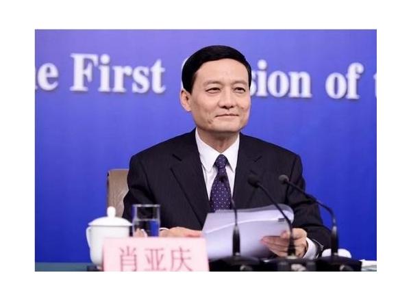 肖亚庆接棒国家市场监管总局局长:担任国资委主任三年多 力推多项改革举措